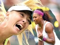 Sports Serena Williams Maria Sharapova Wta Final