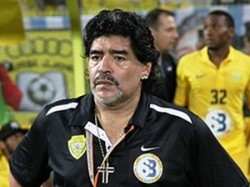 Sports Diego Maradona World Cup Coach Iraq