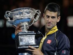 Sports Australian Open Novak Djokovic Champion