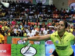 Sports Saina Nehwal Leads Hyderabad Hotshots Into Ibl Final