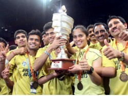 Sports Hyderabad Hotshots Win Ibl Title