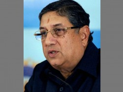N Srinivasan To Be Reelected As Bcci President Unopposed