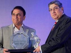 Gavaskar Replace N Srinivasan As Bcci President Ipl
