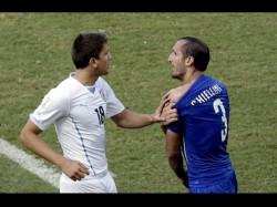 Suarez World Cup Bite Norwegian Wins Bet