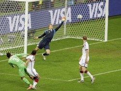 World Cup Football Pre Quarter Germany Beats Alegeria In Extra Time