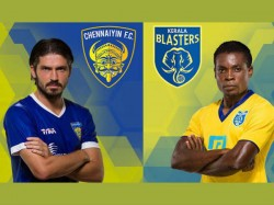 Chennaiyin Fc And Kerala Blasters Face To Face In Isl