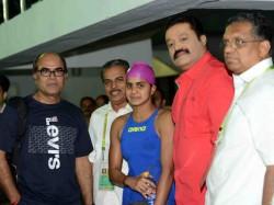 Daughetr Of Thalaivasal Vijay Jayaveena Wins Gold At National Games