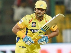 Bribe Allegations Suresh Raina Issues Statement Clear The Air