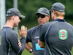 Ashes Lost Australian Coach Lehmann Looks Football Tickets