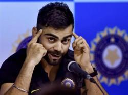 Kohli The Most Followed Cricketer On Twitter