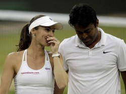Us Open Paes Bopanna Set To Face Off In Mixed Doubles Semis
