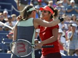 Us Open Sania Hingis March Into Semis Serena Defeats Venus