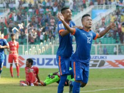 Saff Cup India Defeat Maldives In A Thriller To Enter Final