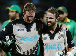 Guptill Williamson Smash Pakistan With Record Stand