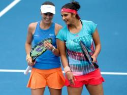 Australian Open Sania Hingis