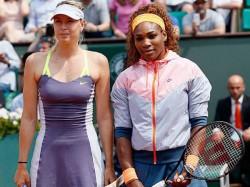 Serena Williams And Maria Sharapova To Meet In Australian Open