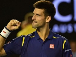 Novak Djokovic V Roger Federer Australian Open Semi Final