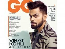 Virat Kohli Best Dressed Men Cover Page Gq India See Pic