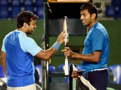 Leander Paes Rohan Bopanna Adapt Together They Can Play For India