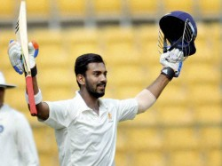 Despite Twin 50s Kl Rahul Not Worried About Test Selection