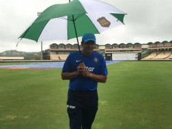 rd Test India Vs West Indies Day 3 Washed Out Gros Islet