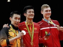 Rio China Chen Long Defeats World No 1 Lee Chong Wei Win Badminton