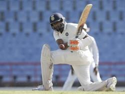 Cricket Experts Hail Ashwin Saha Gritty Centuries West Indies Test