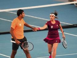Rio Olympics Sania Mirza Rohan Bopanna Enters Semi Finals