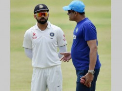 Anil Kumble Rues Loss 100 Overs Drawn 2nd Test