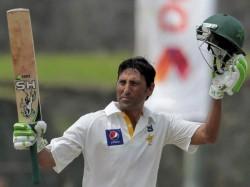 Pakistan Dominate England Younis Khan Scores Double Century