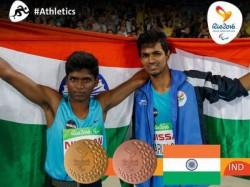 Rio Paralympics India S Mariyappan Thangavelu Wins Gold