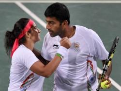 Sania Mirza Leander Paes Rohan Bopanna Fight Tennis India