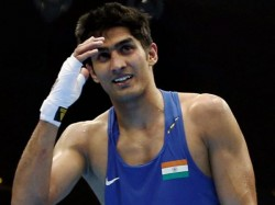 Will Finish Your Boxing Career Francis Cheka Warns Unbeaten Vijender Singh