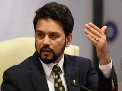 Anurag Thakur Suspended