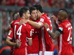 Bayern Munich Thrashed Wolfsburg Clinch The Bundes Liga For Record Fifth Straight Season