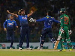 Lasith Malinga Becomes Second Bowler To Take Hat Trick