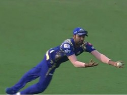 Watch Rohit Sharma S Sensational Catch Dismiss Ab De Villiers Ipl