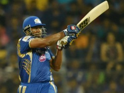 Ipl 2017 Pollard Scripts Dramatic Mi Win Against Rcb