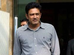 Kumble Reportedly Forced Departure Kapil Dev