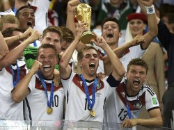 Fifa Ranking Germany Tops After Two Year Wait