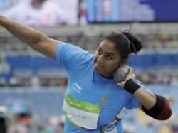Manpreet Kaur Fails Dope Test But Remains Eligible Shot Put Event World Meet