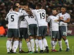 Manchester Clubs Win In Premier League Third Round