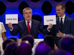 Paris And Los Angeles Confirmed As Hosts Of 2024 And 2028 Olympic Games