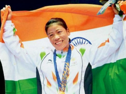 Mary Kom Makes History With Asian Boxing Championships Gold In Vietnam