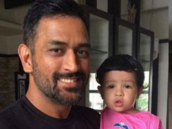 Dhoni S Daughter Ziva S New Video Become Viral