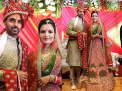 Bhuvneshwar Kumar And Nupur Nagar Get Married In Meerut