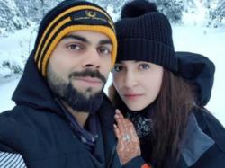 Anushka Sharma Posts Pic Of Honeymoon With Virat Kohli
