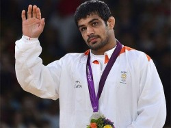 Sushil Kumar Clinches Gold At Commonwealth Wrestling Championships