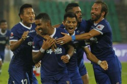 Chennaiyin Fc Beats Pune City In Isl Match