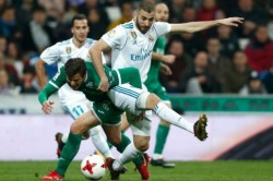 Real Madrid Out Of Kings Cup Football